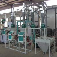 全自动小麦面粉机 小型面粉机 小麦磨面机 生产厂家 价格优惠