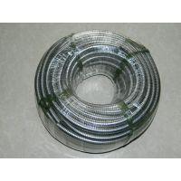内蒙304不锈钢金属软管,单扣穿线蛇皮管,弯曲性能好