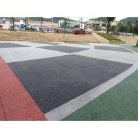 彩色生态透水混凝土适用场地,透水混凝土地坪施工要求,透水混凝土胶结料配合比