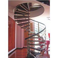 旋转楼梯图片,安陆旋转楼梯,武汉亚誉艺术楼梯
