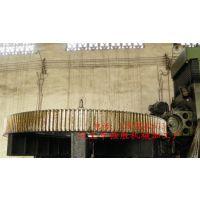 回转窑设备专用大齿轮 铸钢材质 优质供应