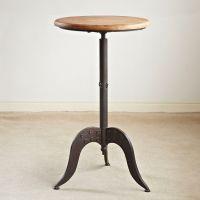 美式乡村复古怀旧铁艺酒吧椅工业风休闲桌酒吧复古桌