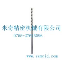 米思米长钻头 高螺旋设计 排屑功能好 深孔加工用长钻