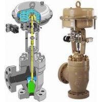 进口高压电动角型调节阀(进口电动高调节阀)