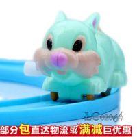 T2064 龟兔赛跑游戏 发条轨道玩具乌龟 / 兔子 上链玩具 24