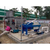 山东豆腐加工厂污水处理气浮设备
