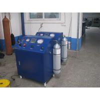 供应台州菲恩特ZTS气弹簧充氮气专用设备/氮气弹簧加氮气设备