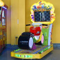 新品超级摩托游艺机 儿童投币赛车游戏机 淘气堡乐园电玩设备
