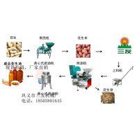三友多功能榨油机花生油产量