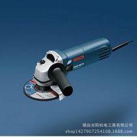 德国博世角磨机GWS8-100CE 可调速角向磨光机 抛光机 打磨机