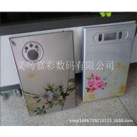 哪种机器可以在橱柜门上印图案 义乌嘉彩不锈钢uv平板打印机
