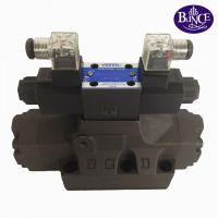 榆次油研YUKEN液压阀DSHG-06-3C12-T-D24-N1-50 电液转向阀