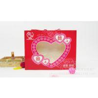两条装毛巾礼盒纸盒批发 毛巾盒子 毛巾包装 婚庆结婚祝寿礼盒