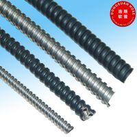 浩斯工厂生产P3单扣型不锈钢金属软管 双扣型