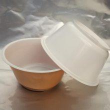 米粉塑料碗/1000ml方便面塑料碗/pp米线打包碗
