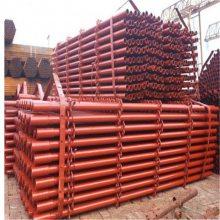河北建朝建筑器材供应轮扣式脚手架2.4M立杆 楼建使用型