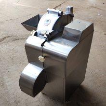 商用冻豆腐切块机 启航电动多功能型尖辣椒切段机 猪耳朵切条机