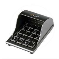小袋鼠DS-2029 USB键盘 数字小键盘 防窥密码键盘 银行证券小键盘