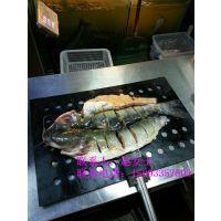 供应烤鱼烤箱设备烤鱼炉湖北省价格 烤鱼箱生产厂家