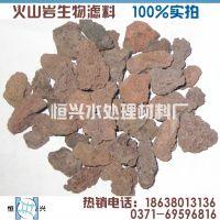 恒兴 火山岩生物滤料 价格 火山岩滤料 水过滤专用 150 3818 1629