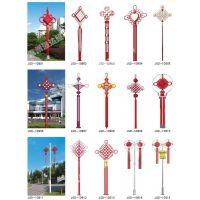 黑龙江省 阿城市 3米4米中国结景观灯