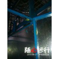 大岭山镇大朗镇家具厂用升降货梯 东莞生产升降机的厂家定做载重2000kg的液压升降台