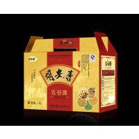 龟油膏包装盒-矿泉水纸箱定做-方便面包装盒-书型盒设计-四川美印达礼品盒制作