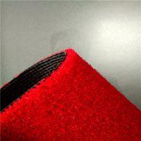 时宽SK001-5红色人造草,装饰人造草皮,儿童乐园草坪地毯【新品】人工草坪,PP材质养眼装饰草