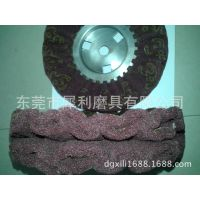 厂价供应3M 百洁布折叠式抛光轮,拉丝轮,不锈钢抛光拉丝专用