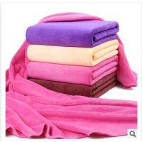 超细纤维浴巾薄款超细纤维卡通70*140浴巾大额批发吸水速干不掉毛