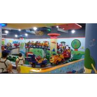 儿童过山车游乐设备 河南儿童过山车厂家 刺激无险公园室内必备产品
