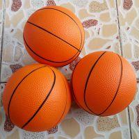 兴宏发定制PU蓝球 多尺寸喷蓝线玩具球 定制PU握力球 异形公仔
