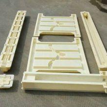 哈尔滨防护栅栏立柱模板、恒亚模具(图)、防护栅栏立柱模板价格