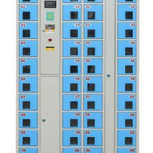 湖北条码扫描寄存柜 超市储物柜36门价格多少钱能买到 AVR单片机