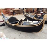 木船去哪儿买陕西厂家供应贡多拉欧式手划电动观光旅游船