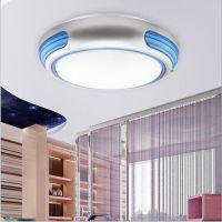 美晴灯饰LED吸顶灯具圆形卧室灯简约儿童房卧室客厅灯书房灯灯饰