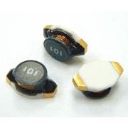 厂家直销镀金陶瓷点焊电感线艺陶瓷绕线电感1608电感高频绕线电感