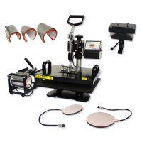 厂家直销 八合一 多功能烫画机HP8IN1 热升华机