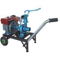 供应高扬程手压式喷灌离心泵R180柴油机水泵机组 IQ75-180直连