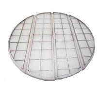 耐酸碱聚丙烯丝网除雾器DN600-15000高穿透型 上装下装 整体式 分块式 上善