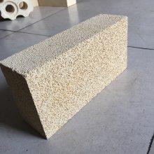 河南厂家直销 高铝聚轻砖 1.0轻质高铝砖 轻质耐火隔热保温节能