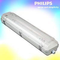 飞利浦 IP66 防水支架 TCW097三防灯单双管日光灯架