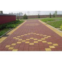 美力生态红砖彩砖广场砖园林砖