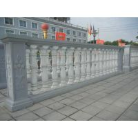 郑州天艺厂家批发洛阳栾川地区传统型廊柱70cm高水泥产品