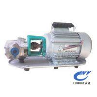 上海南洋WCB型手提式铸铁齿轮泵