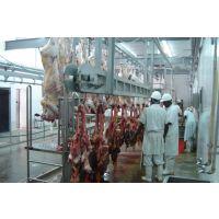 青岛正雨供应牛屠宰设备红白内脏处理生产线