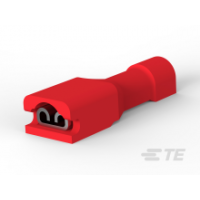特卖泰科连接器2-520083-2端子和接头镀锡母端直式