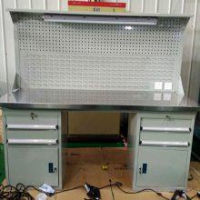 欧胜诺专业提供定制重庆防静电工作台、车间流水线操作台、不锈钢工作台