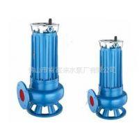 供应全国免运费肯富来水泵丨WQK型切割潜污泵