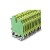 菲尼克斯轨道式接线端子 UK系列凤凰端子排 不滑丝 CE认证